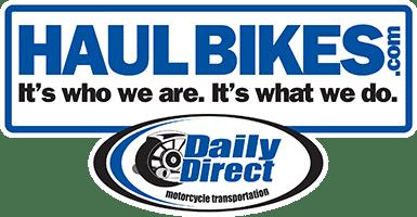 Haul Bikes Daily Direct Logo clear